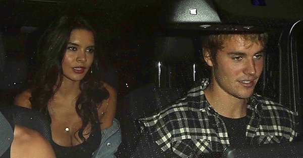 Yes, Justin Bieber and Paola Paulin are dating.  No, they're not