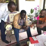 Raila tells supporters to stop looting or destroying public property