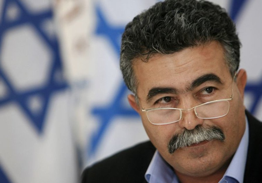 MK Peretz met with protests at conference in home country of Morocco