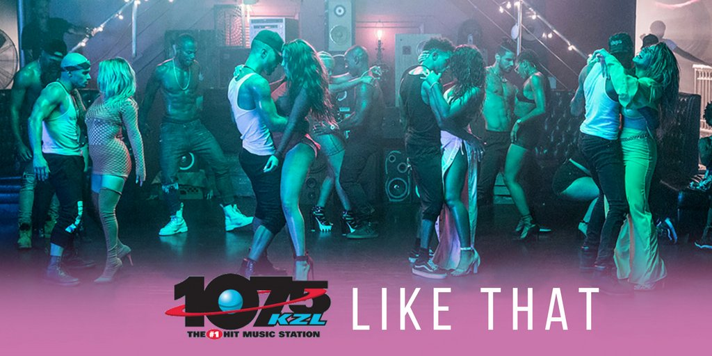 @1075KZL we're so excited you're spinning #HeLikeThat. All the love �� https://t.co/65h7isaBNw
