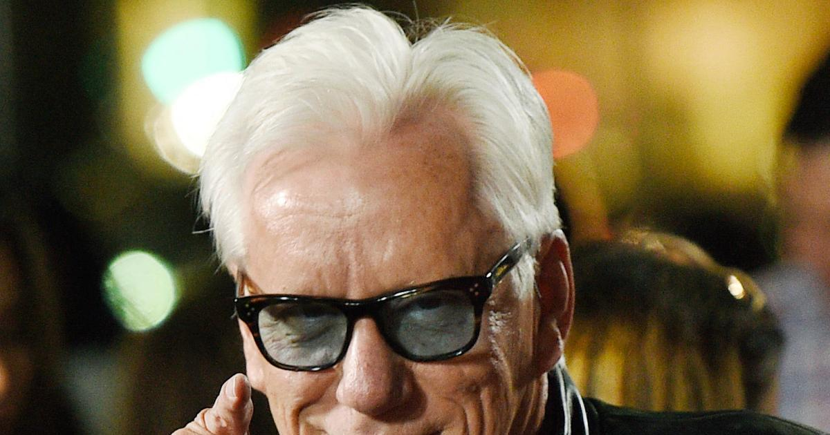 James Woods says his retirement announcement was a mistake