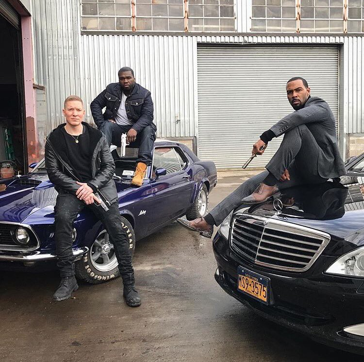 RT @TommyEganPower: Just like the good old days...👊🔥🔥💯💯 #POWERTV https://t.co/24Y8h1UwHK