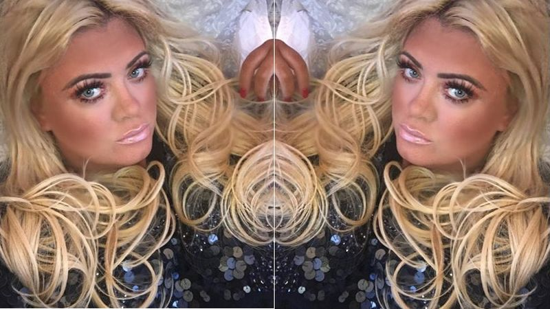 Is Gemma Collins morphing into Mariah Carey? It's looking pretty likely,