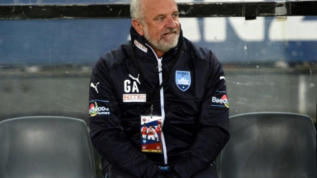 Football: Sydney strike early blow as A-League returns