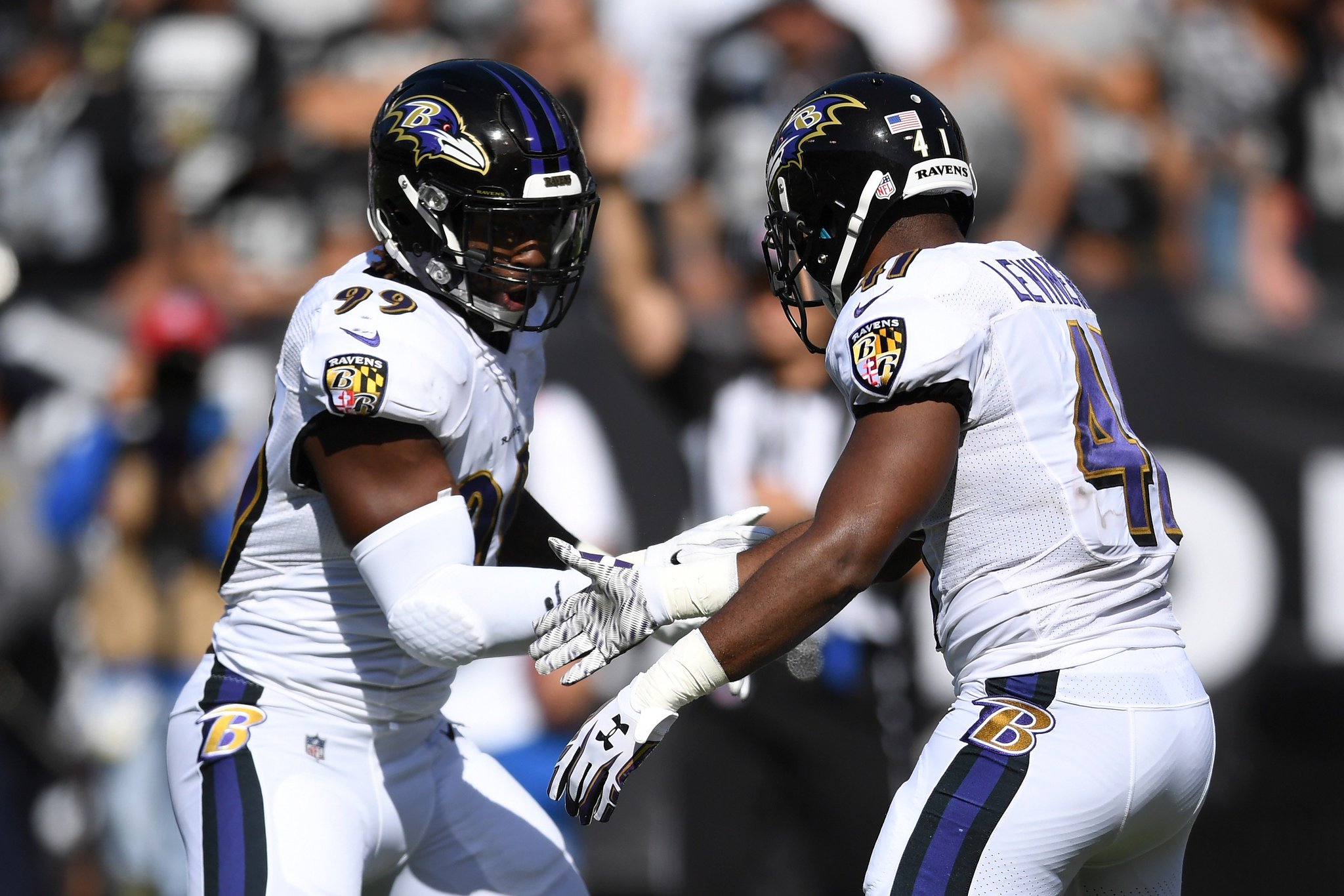 Baltimore bounces back!  Ravens hand Raiders 3rd-straight loss with 30-17 victory https://t.co/xVaR6y84tH