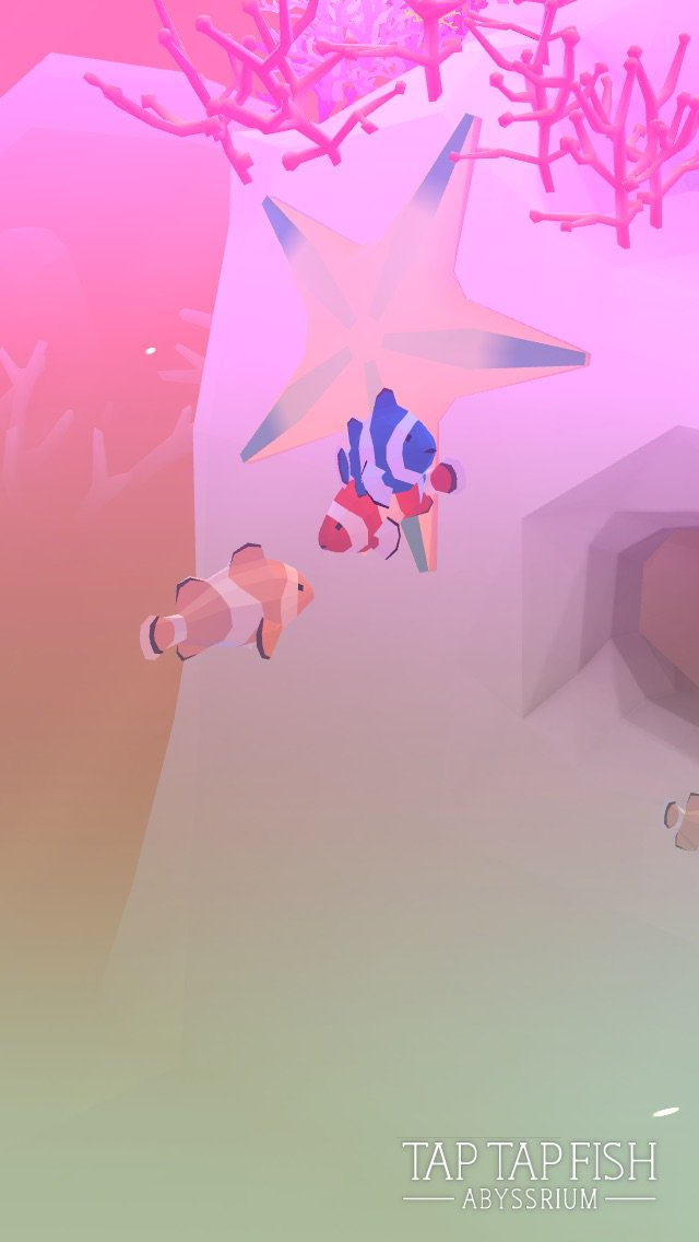 My Red Clownfish:)  #taptapfish Download: https://t.co/T5h1IL61BC https://t.co/ITEIj8KoUd