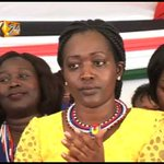 First Lady urges women to vote for President Kenyatta in the repeat poll