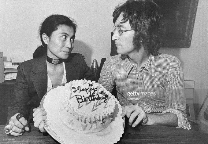 Happy Birthday John Lennon 09 Oktober 1940 - 09 Oktober 2017