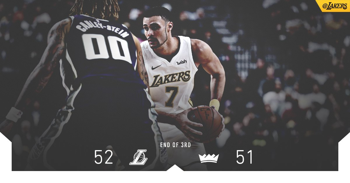 It's a close one as we head to the fourth quarter. https://t.co/ihVKAxZYZz
