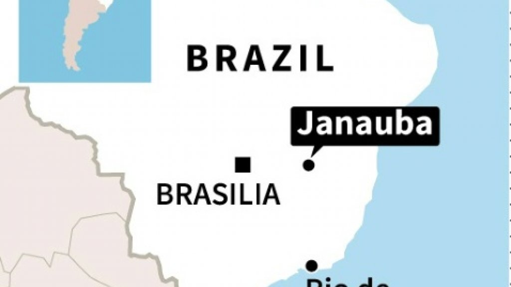 Teacher who died saving kids in Brazil fire given award