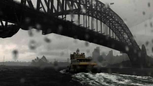 Thunderstorms, rain forecast after two-month Sydney dry spell