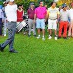 Golf tourney sets the tone for blockchain biz meet