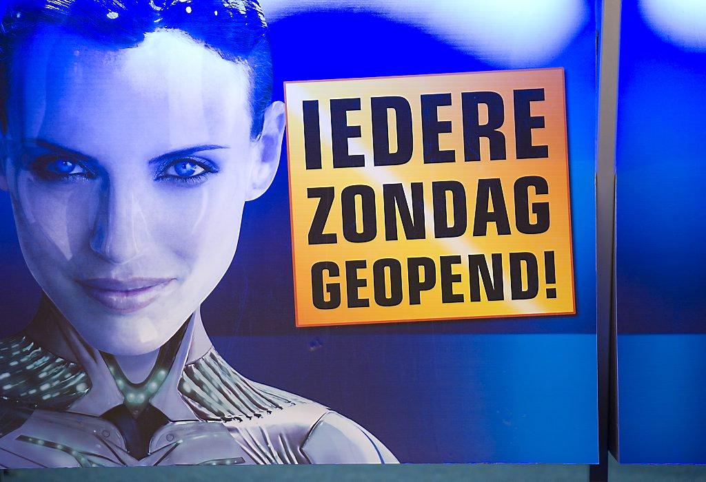 Oplopende boete om koopzondag in Groningen