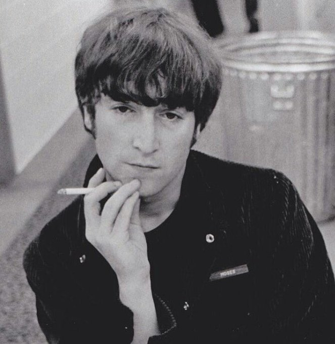 Happy Birthday John Lennon!                      ...