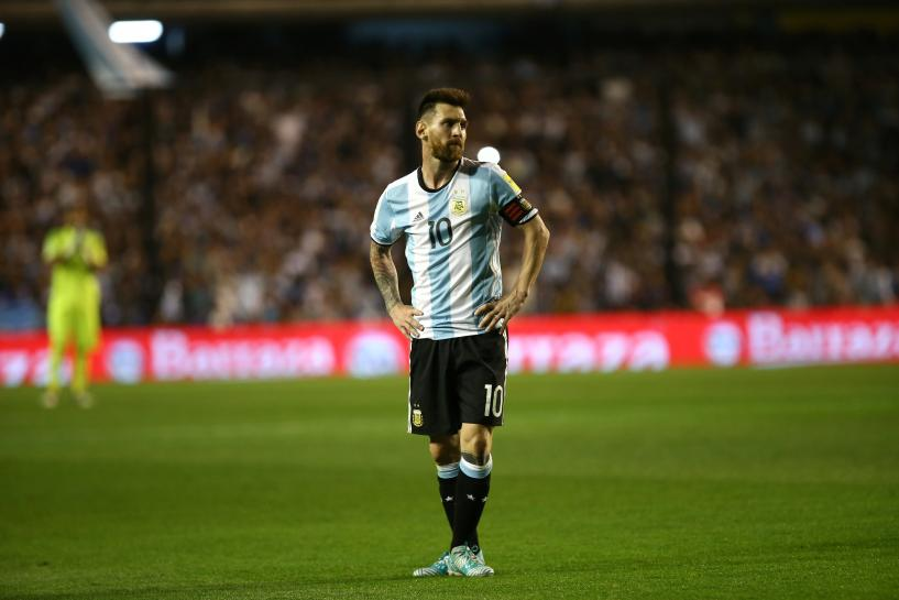 Argentine coach plots downfall of Messi's Argentina