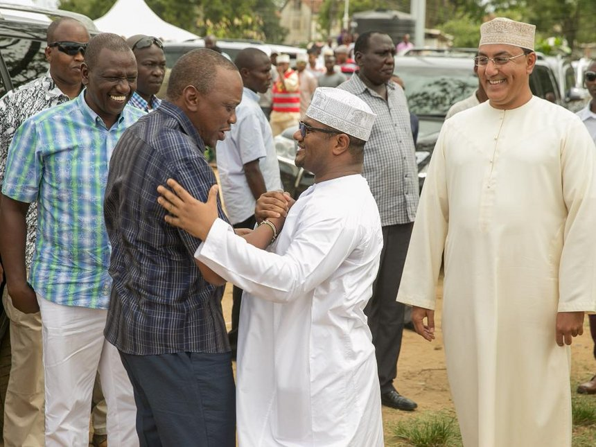 Raila can't be president as Joho is governor – Omar
