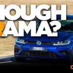 2017 Volkswagen Golf R REVIEW: All-wheel-drama! - Dauer: 7 Minuten, 43 Sekunden