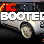 Honda Urban EV: CIVIC... rebooted? | Frankfurt motor show - Dauer: 75 Sekunden
