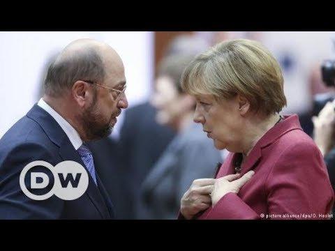Merkel's struggle for re-election | DW Documentary