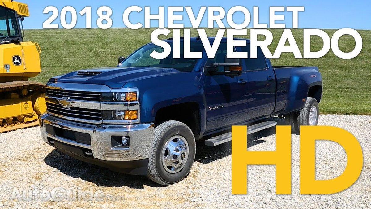 2018 Chevrolet Silverado 3500 HD Review - Dauer: 8 Minuten, 39 Sekunden