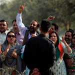 Pakistani anti-corruption body arrests son-in-law of ousted PM Sharif