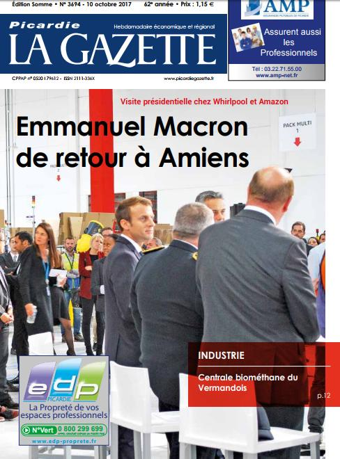 test Twitter Media - Retrouvez votre gazette dans tous vos kiosques dès demain! #macron #amiens #environnement #investissement https://t.co/CNlVgNuKvR