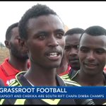 Kapsoit and Chekika are South Rift Chapa Dimba Champs