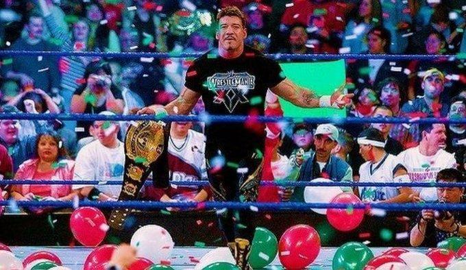 Happy Birthday to the late great Eddie Guerrero Viva La Raza!!!