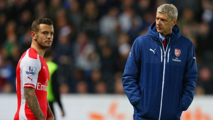 Wenger fires warning at midfielder