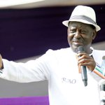 Raila urges Nasa supporters to stop violence
