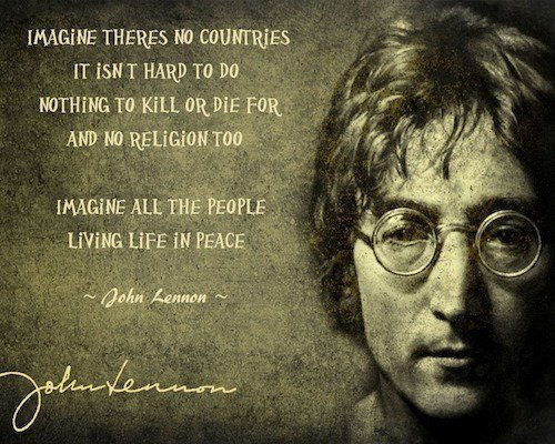 Happy Birthday John Lennon..thanks for the music.!!