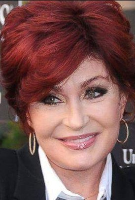Congratulations! HAPPY! 65th! BIRTHDAY!  Sharon! Osbourne! Sweeet! Way! Cool! Aaaaay!