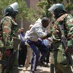Cops shoot one, injure three in NASA's Nairobi demos