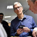 iPhone X. Qui est Eldim, la société normande visitée par le patron d'Apple ?