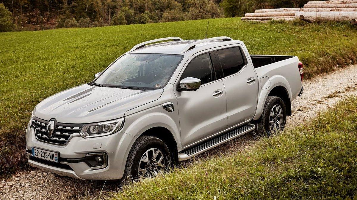 2018 Renault Alaskan - interior Exterior and Drive - Dauer: 9 Minuten, 24 Sekunden