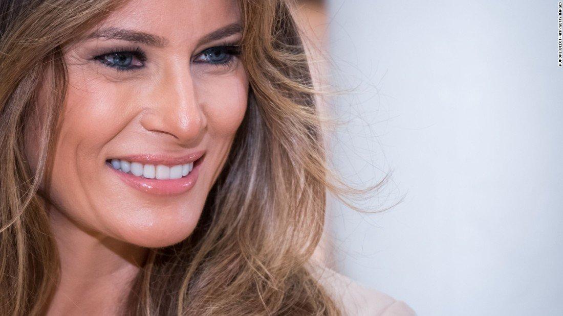 Melania Trump to visit West Virginia opioid treatment center