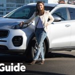 Kia Sportage SLi 2017 review: family test video - Dauer: 4 Minuten, 54 Sekunden