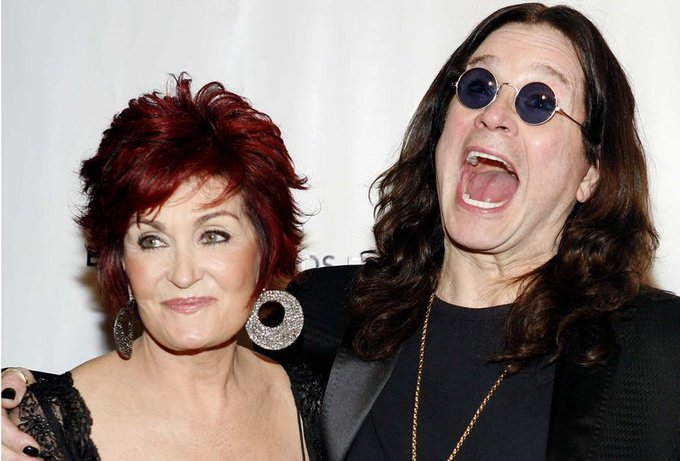 Happy birthday to the one & only Sharon Osbourne!