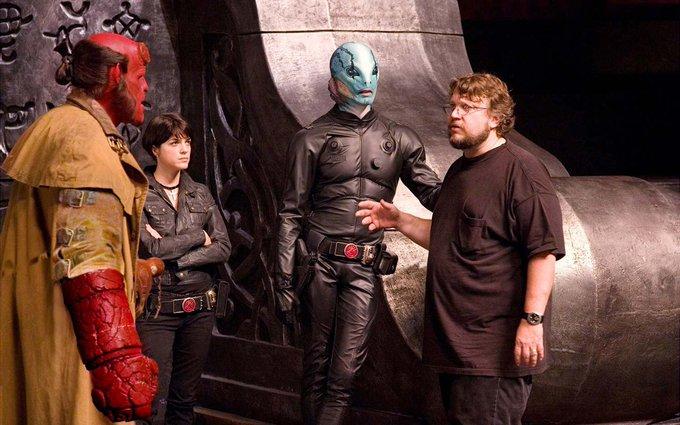 Feliz Cumpleaños (Happy Birthday) Guillermo del Toro
