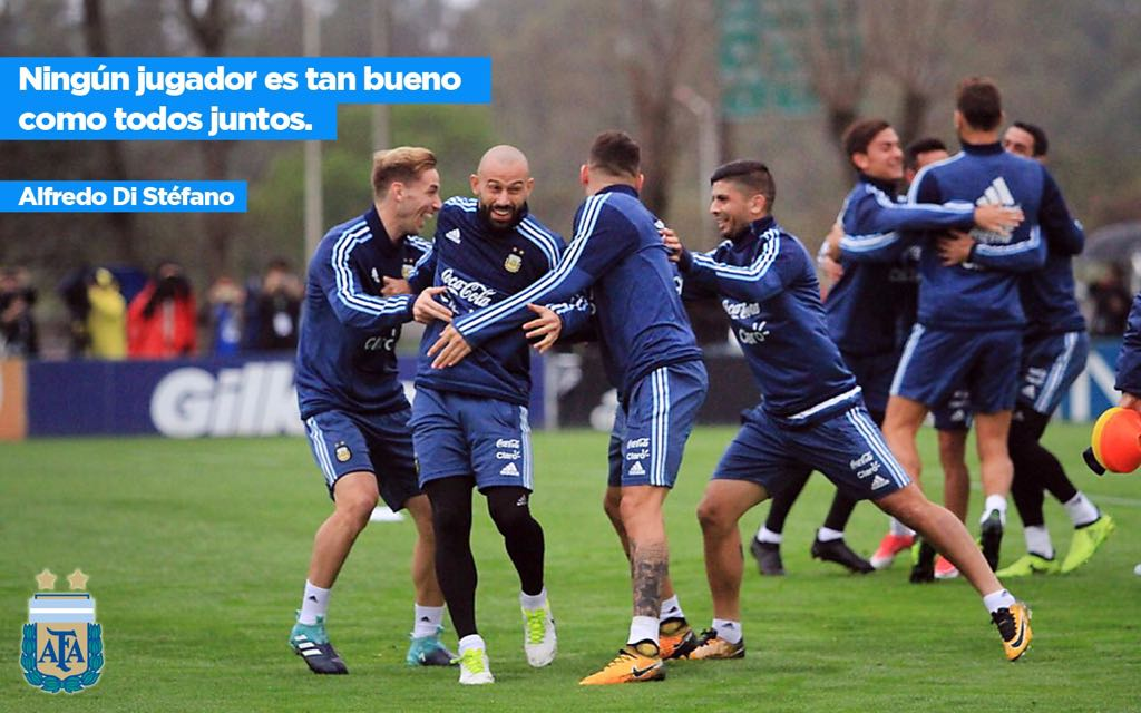 RT @Argentina: #YoAmoAMiSelección ????????❤ https://t.co/8s8OH2vA8z