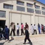 UN assisting thousands of migrants stranded in Libyan smuggling hub