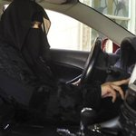 Saudi woman booked for driving before lifting of ban