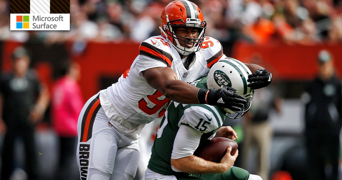 3 Big Takeaways: @MylesLGarrett makes presence felt on very 1st snap  �� » https://t.co/xqxnF6og4f https://t.co/ctgQIxWA0f