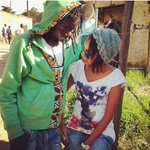 16 delightful photos that capture the love between Juliani and actress Brenda Wairimu