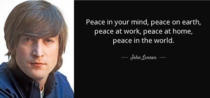Happy Birthday John Lennon....