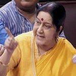 Sushma Swaraj Comes To Aid Of Sick Pakistani National, Gives Him Medical Visa