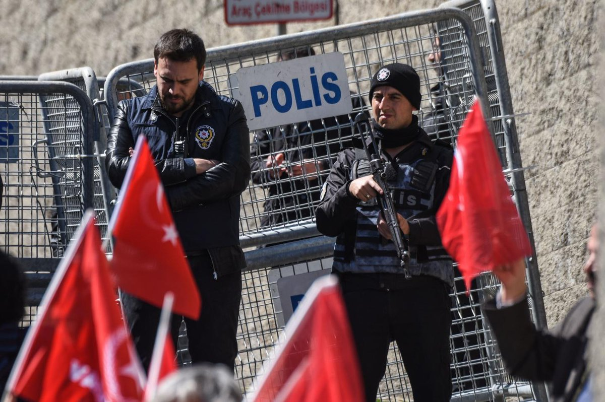 Why Turkey has suspended visas for Americans