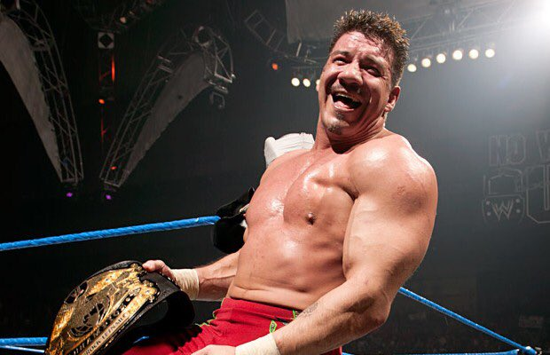 I lie, I cheat, and I steal. HAPPY 50th birthday to Eddie Guerrero, one of the greatest of ALL time.