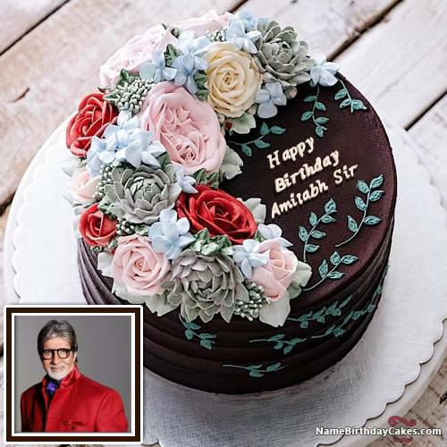 MANY MANY HAPPY RETURNS OF THE DAY AMITABH BACHCHAN SIR FOR 75TH BIRTHDAY WISHES IN ADVANCE