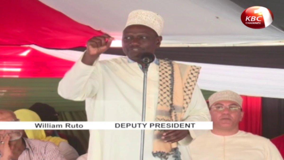 Former Mombasa Senator Hassan Omar decamp to Jubilee party